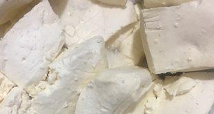 عرضه پنیر لیقوان حلب هفده کیلویی