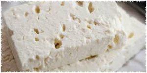 قیمت پنیر سفید