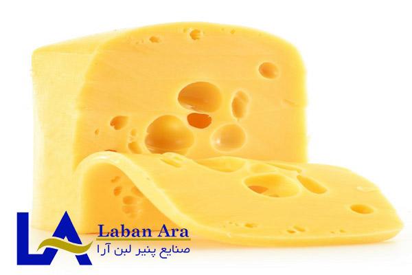 قیمت پنیر هلندی
