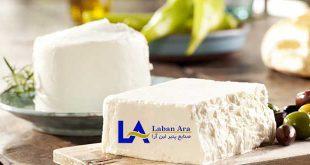 پنیر سفید در بازار