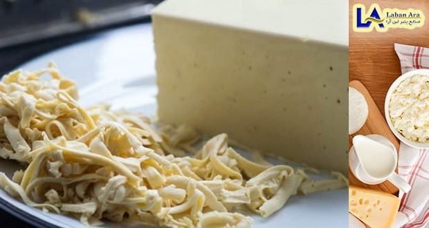 تولید و فروش پنیر پیتزا