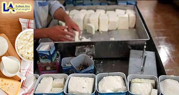 قیمت پنیر لیقوان حلبی