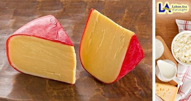 تولید پنیر قرمز در سلماس