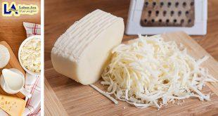 قیمت پنیر پیتزا قالبی
