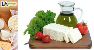 پنیر سفید ایرانی